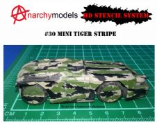 HD30 - Mini Tiger Stripe